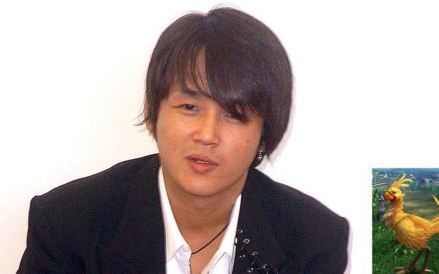Nareszcie: Tetsuya Nomura wreszcie ujawnił, że duszenie jest najlepszą metodą gotowania chocobo