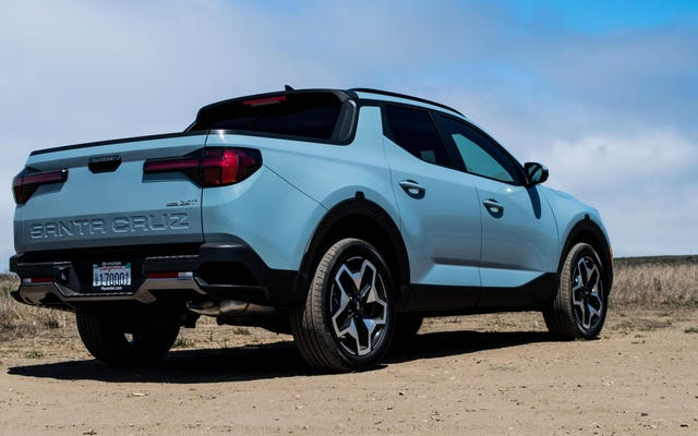 Ho guidato la Hyundai Santa Cruz del 2022. Cosa vuoi sapere?