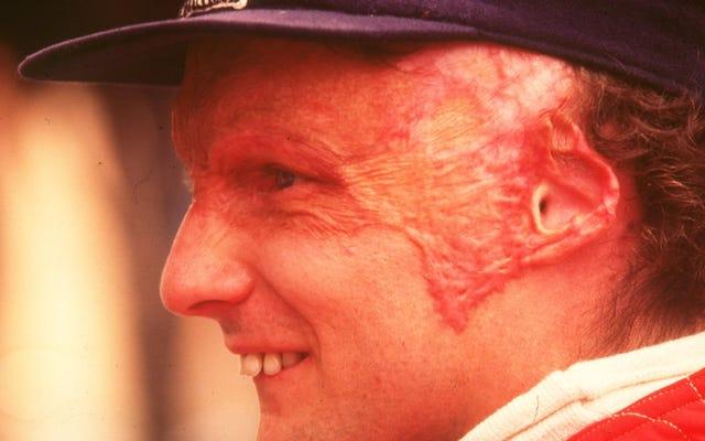 Ce jour dans l'histoire : Niki Lauda grièvement blessé dans un accident de F1 au Nürburgring