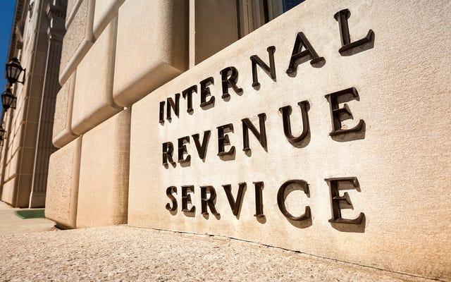 IRS сообщает, что ваши налоги были потрачены специально для детей-беспилотников