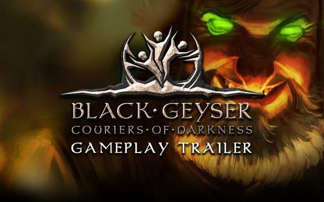 ब्लैक गीजर बायोवेयर आरपीजी जैसा दिखता है जिसका आप इंतजार कर रहे हैं