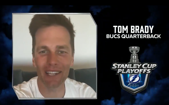 Quanti giocatori di Tampa Bay Lightning pensi che Tom Brady possa nominare?