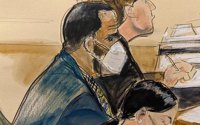 R. Kelly'nin Ceza Davasının 11. Günü, İddia Edilen Tımar Modelini Daha Fazla Gösteriyor