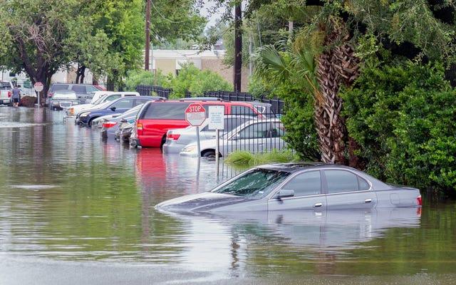 車が以前に洪水で損傷したかどうかを見分ける方法
