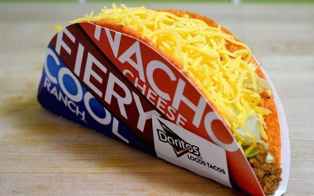 Des preuves au doigt d'orange pourraient expliquer l'absence de Doritos Locos Taco dans la commande DoorDash