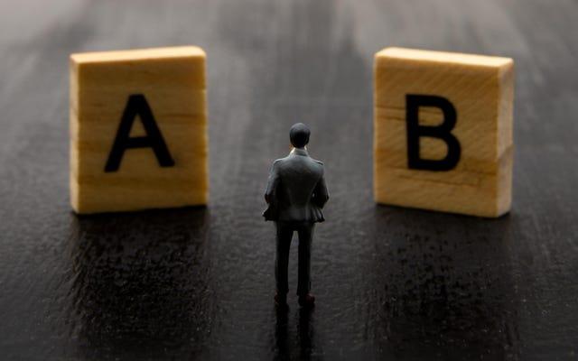 アンビバレントであることはあなたがより良い決定をするのをどのように助けることができるか