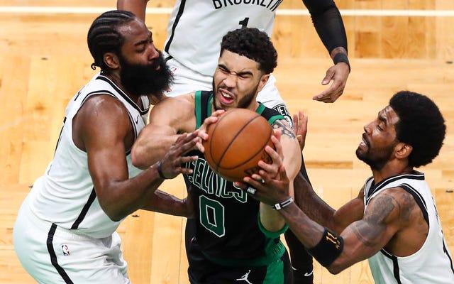 Anoche fue una anomalía, pero aún muestra que los Nets necesitan más que sus tres grandes