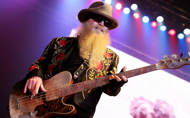 RIP Dusty Hill, bassis ZZ Top