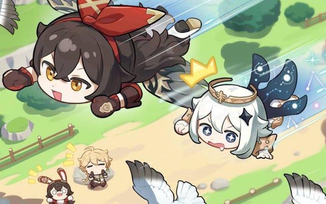 I giocatori di Genshin Impact spuntati vanno in revisione-Bomb Spree