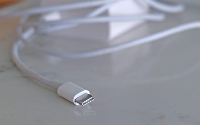 Возможно, теперь стало проще найти новые зарядные кабели USB-C мощностью 240 Вт