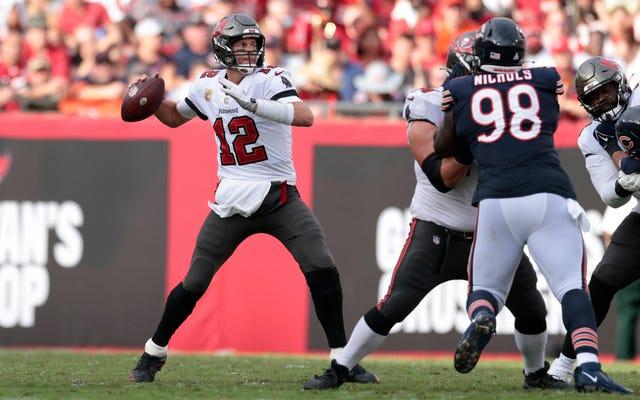 QTNA: Apakah Anda akan mengembalikan bola touchdown ke-600 kepada Tom Brady?