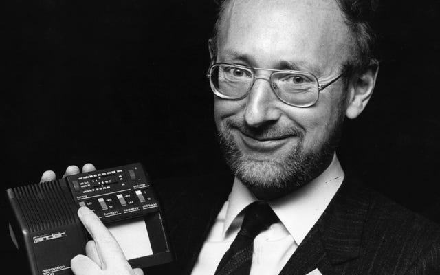 Sir Clive Sinclair, padre dell'home computing, muore all'età di 81 anni