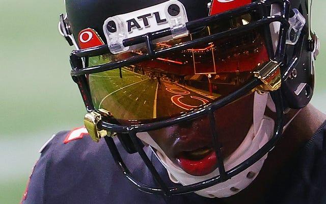 หาก Tannehill สามารถอ่านได้สองครั้ง Julio Jones Titans ควรเป็นรายการโปรดของ Super Bowl