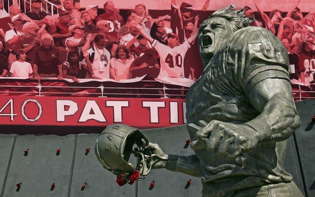 Ce Memorial Day, rendons hommage au vrai Pat Tillman