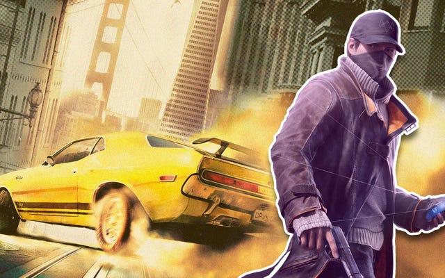 Raport: Watch Dogs zaczynał jako sequel kierowcy Driver