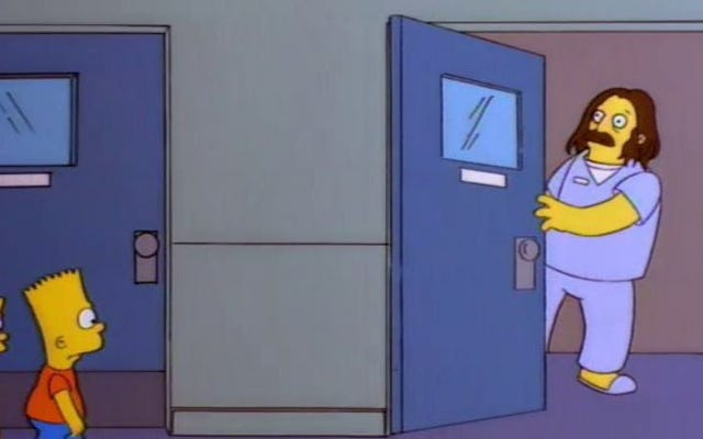 Attention, nerds des Simpsons: John Swartzwelder a accordé une interview au New Yorker