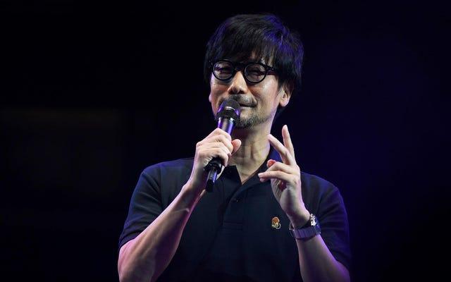 La teoría de la conspiración de Hideo Kojima termina con lágrimas