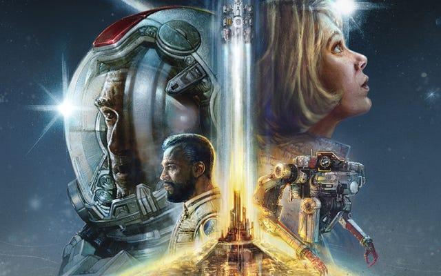 """Starfield est """"Skyrim dans l'espace"""", déclare Todd Howard"""