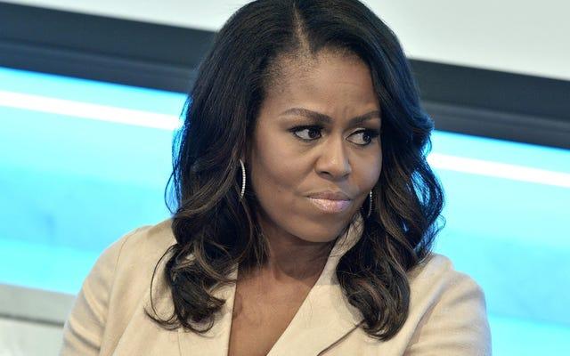 「彼らは彼らが望むことは何でも言うことができた」:ミシェルオバマのシークレットサービスは人種差別主義者から彼女を守ることができなかった「やじ」