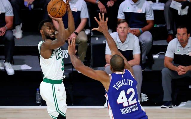 ข้อตกลง Kemba-Horford ควรใช้ได้กับทั้ง Celtics และ Thunder