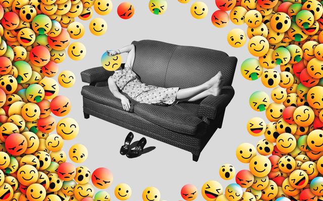कैसे उच्च-तीव्रता वाली भावनाएं (यहां तक कि अच्छे लोग भी) हमें थका रहे हैं