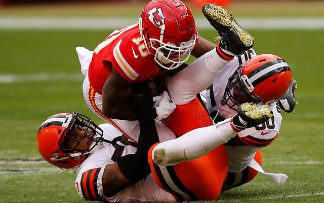 Deadspin podnosi kurtynę w pierwszym tygodniu NFL