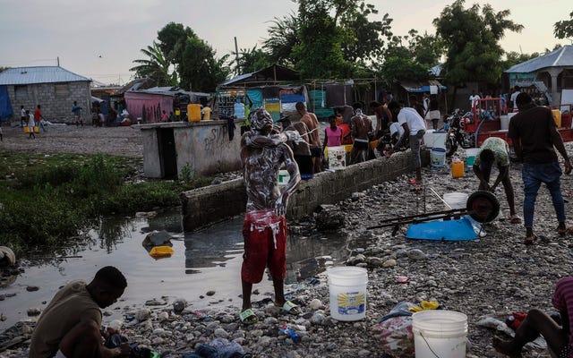 La cifra de muertos en Haití supera las 2.200 después del devastador terremoto y tormenta