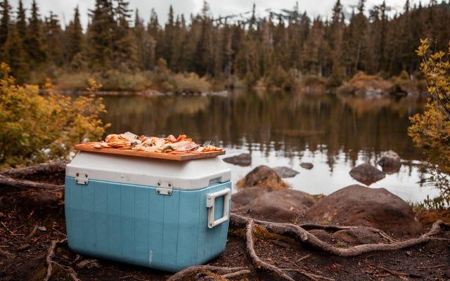 あなたの次のキャンプ旅行は豚肉ボードが必要です