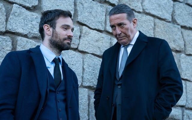 Draufgänger selbst, Charlie Cox, führt eine herausragende Besetzung im Krimi-Drama Kin . an