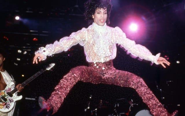 Un nuevo libro sobre Prince incluye una cronología de su adicción a los analgésicos, contada por amigos y colegas