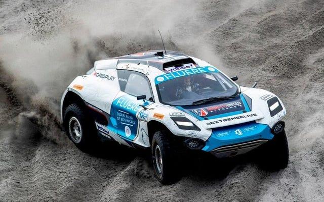 Andretti United gewinnt sein erstes Extreme-E-Rennen beim Arctic X Prix