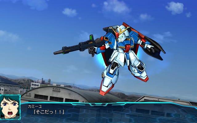 La serie Crossover de robots gigantes de Japón está de vuelta para lo que se siente como su juego número 1174