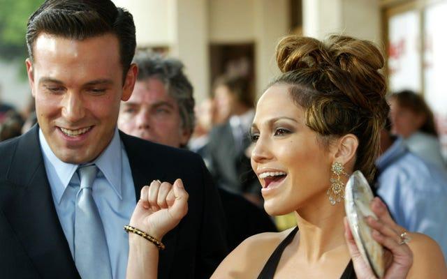 ดูเหมือนว่าสิ่งที่ Ben Affleck และ Jennifer Lopez กำลังทำอยู่ มันเป็นมากกว่าการฟื้นตัว