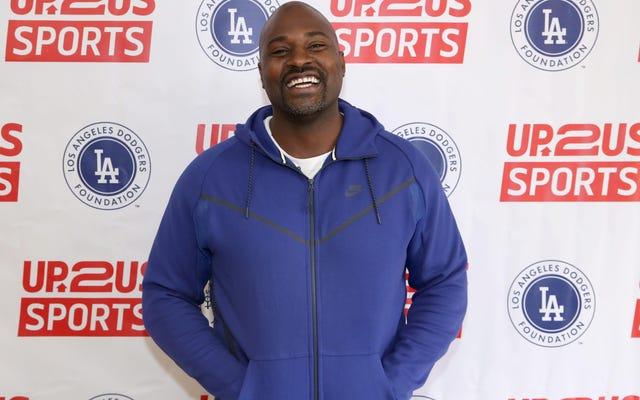 Marcellus Wiley'nin en iyi 10 NFL oyuncu listesi kötü ve kendini kötü hissetmeli