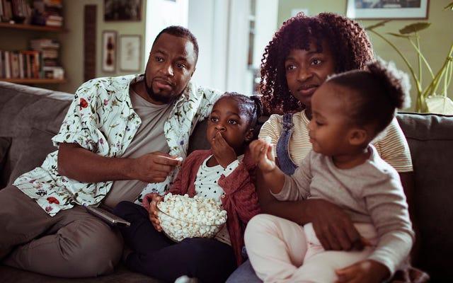बच्चों की फिल्म में कुछ ऐसे क्षण हैं जो वयस्कों के लिए भी कृपालु हैं