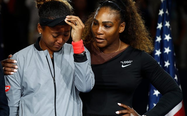 Serena Williams, Steph Curry Di Antara Atlet Yang Memberikan Dukungan Setelah Naomi Osaka Mundur Dari Prancis Terbuka