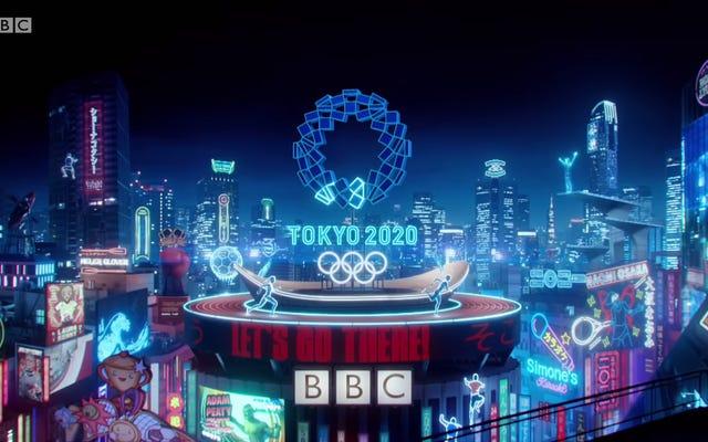 जापान ने बीबीसी के टोक्यो ओलंपिक प्रोमो पर प्रतिक्रिया दी