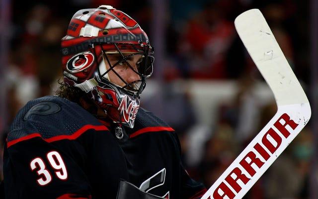 Płaski kapelusz sprawił, że GM NHL stał się jeszcze głupszy
