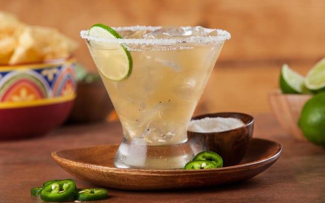 Le secret d'une parfaite margarita sans alcool se trouve peut-être déjà dans votre garde-manger