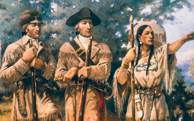 歴史家はルイスとクラークが高価なキャンプ用品の購入を正当化するために遠征に着手したことを確認します