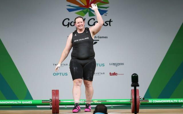 オリンピックでは、そしてどこでも、トランスジェンダーの女性は女性です