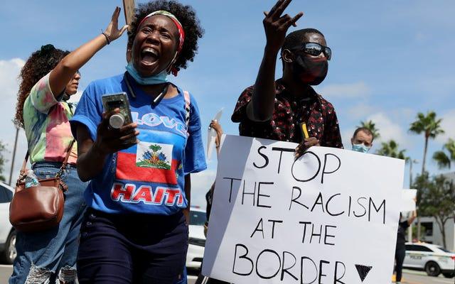 Губернатор Флориды гаитянским мигрантам: вам здесь не рады