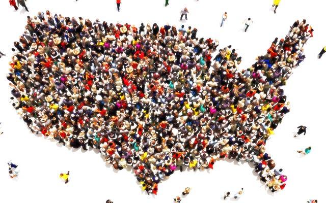 Bütün Beyazlar Nereye Gitti? Yeni Sayım Verilerine Göre Amerika'nın En Siyah ve En Beyaz Yerleri Sıralaması