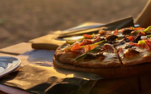 最高のピザを味わうあなたの州の周りを旅行するために報酬を得る