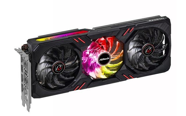 AMD का सबसे किफ़ायती 6000-सीरीज़ GPU यहाँ 1080p गेमिंग के स्तर को बढ़ाने के लिए है