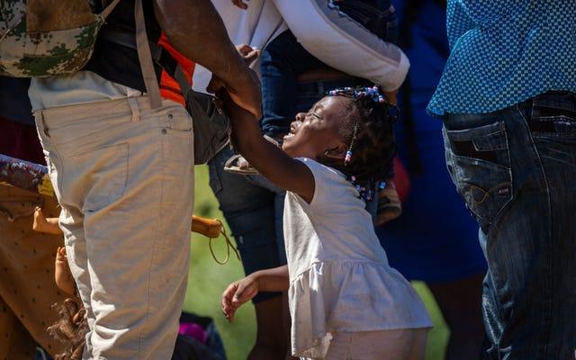สหรัฐฯ ขับไล่ผู้อพยพชาวเฮติเกือบ 4,000 คนใน 9 วัน เนื่องจากอเมริกาเป็นไนท์คลับสุดพิเศษ
