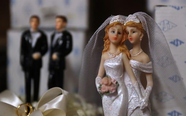 Il legislatore del Texas vuole invalidare i matrimoni gay