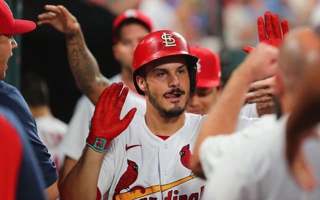 Này những người hâm mộ Cardinals, bạn vẫn muốn có Arenado, hay Arozarena và Garcia?