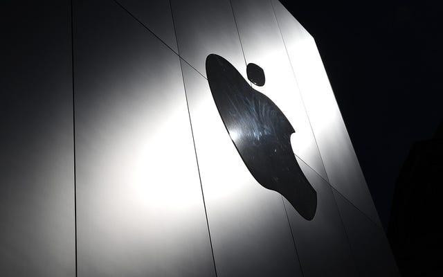 元アップルの従業員は、会社が彼の「ミソジニー」の著作を知っていて、とにかく彼を雇ったと主張している