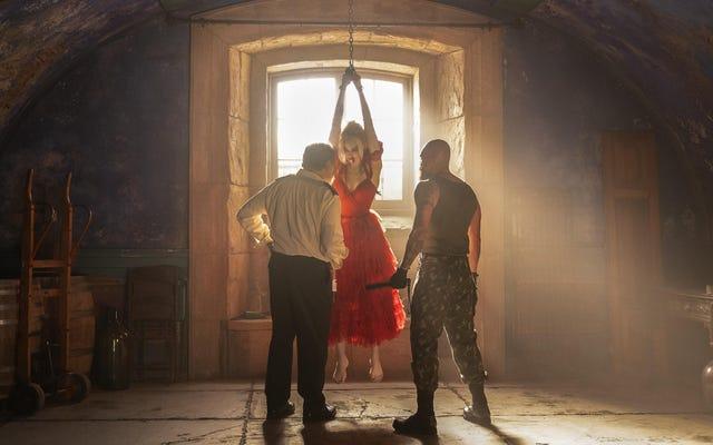 Margot Robbie benar-benar melakukan pelarian kaki The Suicide Squad, dan wahyu lain dari James Gunn